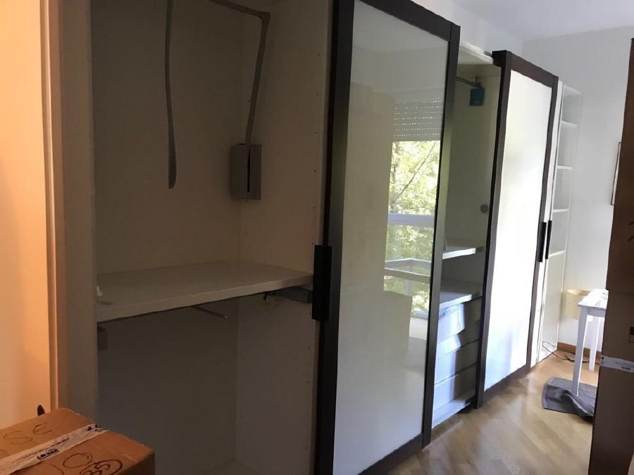 Montaggio armadio camera matrimoniale con ante scorrevoli – Luca Srl ...